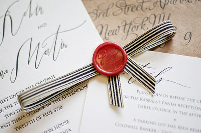 Wedding Details - Stationary