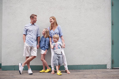 Santa Monica Family Photography