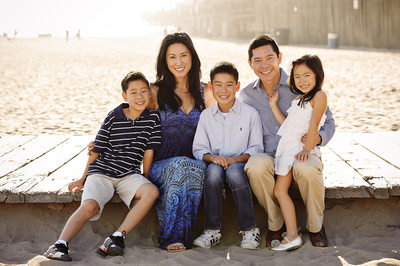Malibu Family Portrait Studio