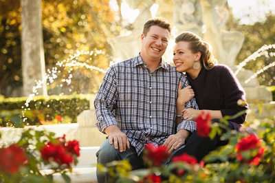 Engagement Session Photography at USC