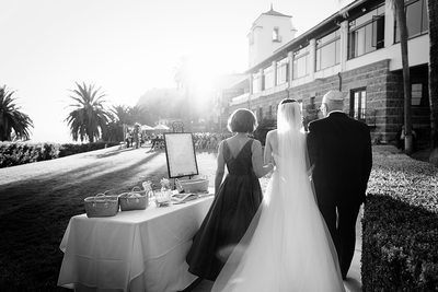Bel-Air Bay Club Sunset Wedding Photography - Los Angeles Wedding, Mitzvah & Portrait Photographer - Next Exit Photography