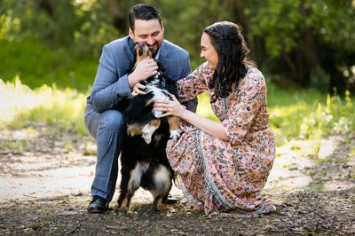 Park Engagement Session Photography