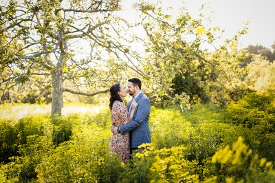 Romantic Engagement Session Photography