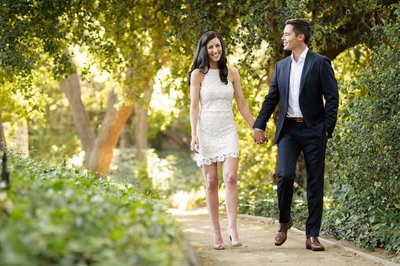Elegant Engagement Session Photographer