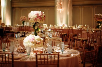 Luxury Wedding Decor at the Hotel Casa Del Mar