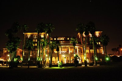 Gorgeous Night Shot of the Hotel Casa del Mar