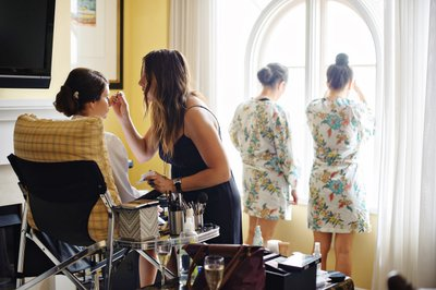 Makeup by Makeup Therapy at the Hotel Casa Del Mar