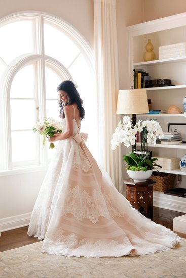 Portrait of Bride in Window - Los Angeles Wedding, Mitzvah & Portrait Photographer - Next Exit Photography