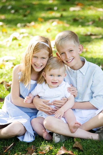 Beverly Hills Family Portraiture