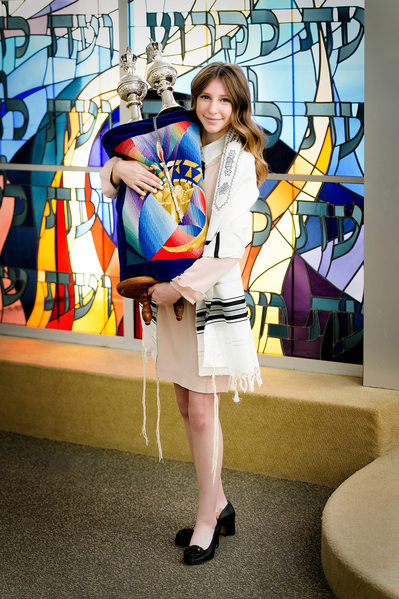 Temple Bat Yahm Bat Mitzvah Photographer