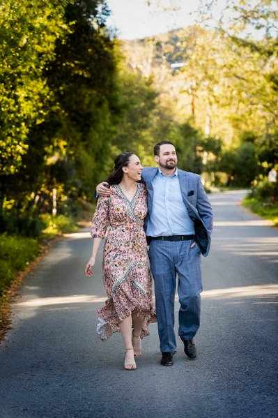 Happy Engagement Session Photography