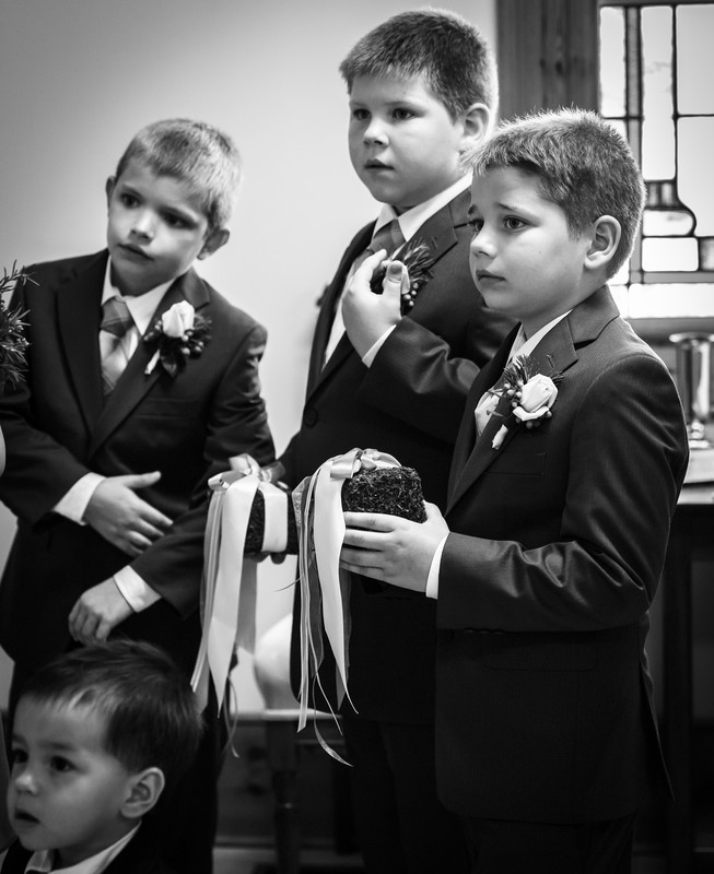 Wedding ringbearer | Arnel Gonce Photo  Charlottesville