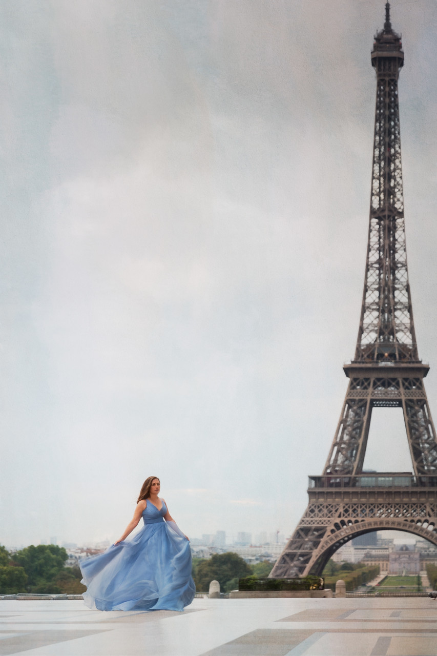 Destination Portrait, Paris by Arnel Gonce Photography