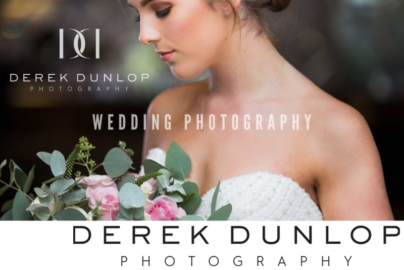Wedding Photography from Derek Dunlop