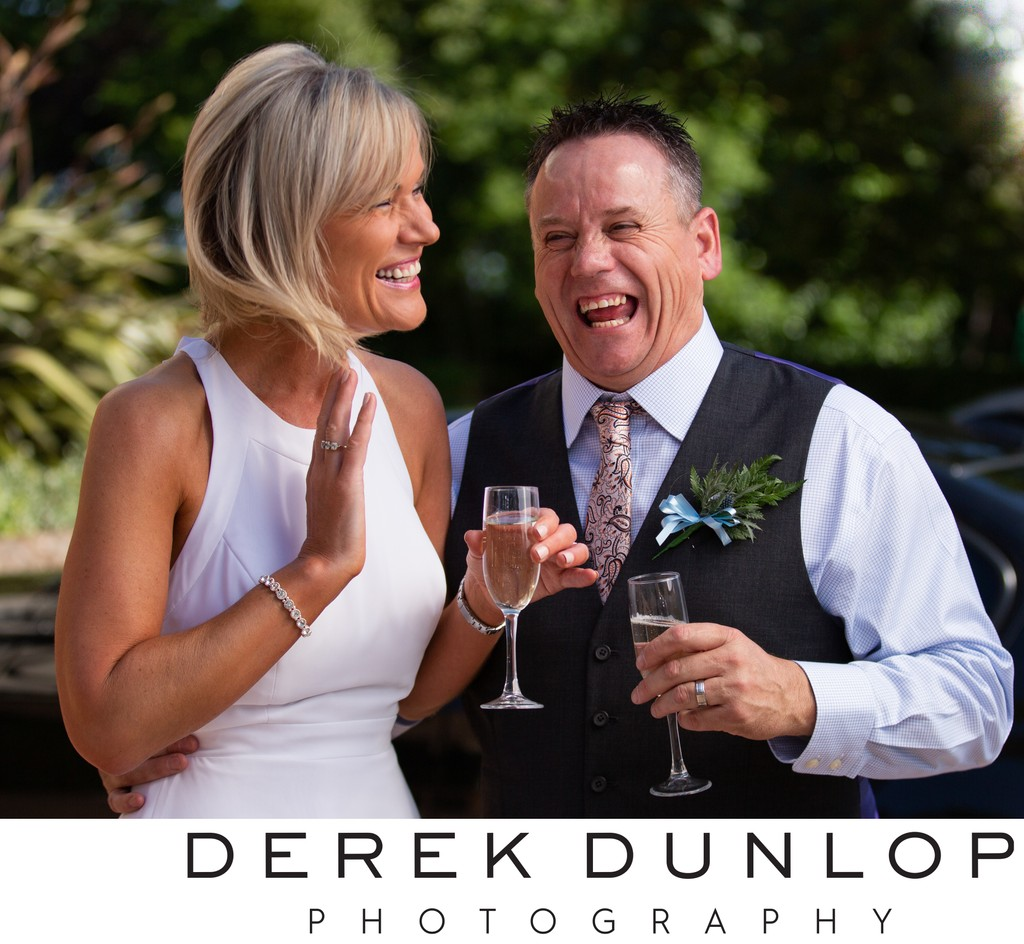 Piersland House Hotel - Troon Wedding Photography