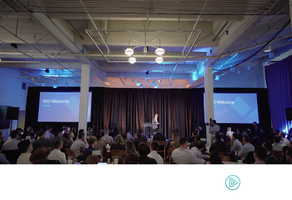 Corporate Event Videography San Francisco Bay Area