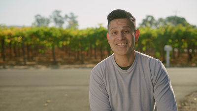 winemaker interview videography