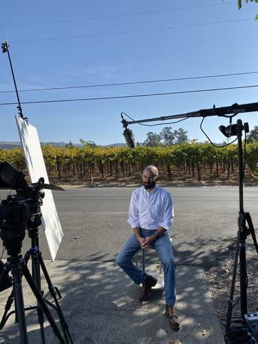 winery and vineyards promo company video