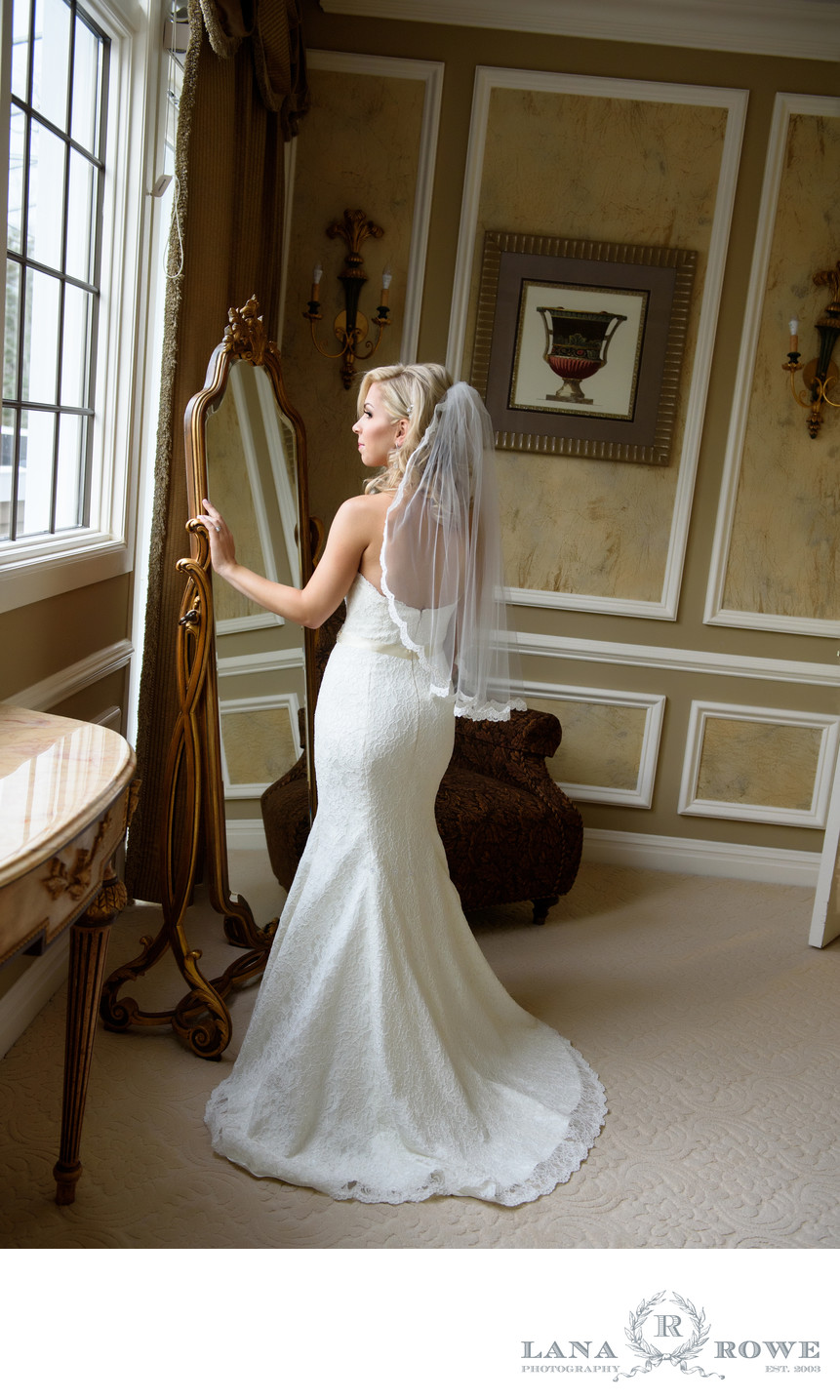 stonebridge bridal suite
