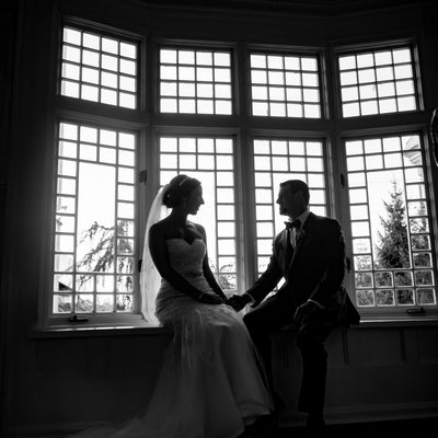 Mansion at Timber Point wedding