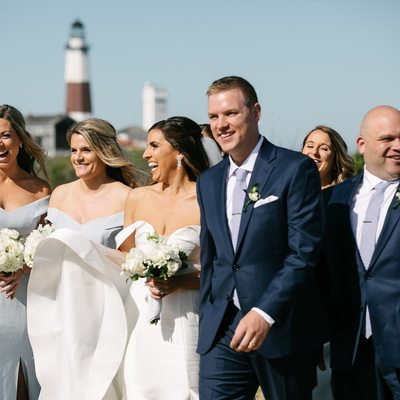 Montauk lighthouse wedding 360 east camp hero