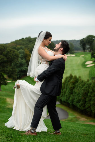 Nissequogue Golf Club wedding photography