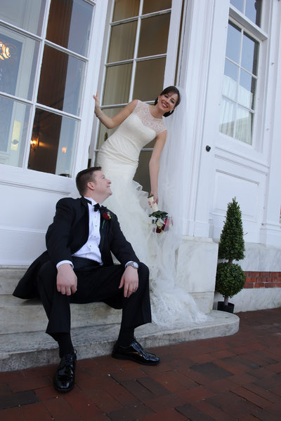 Bourne Mansion wedding photography first look