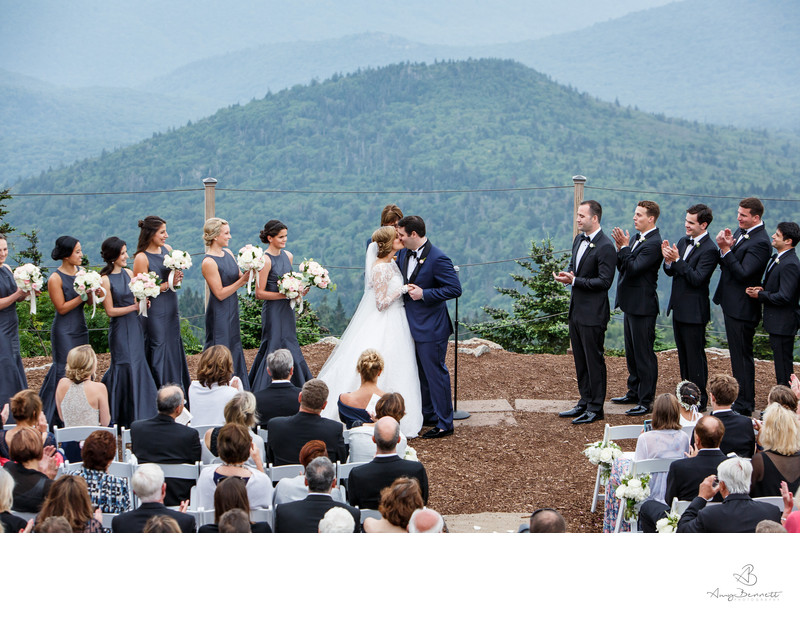 Wedding Photos at Killington Mountain Resort