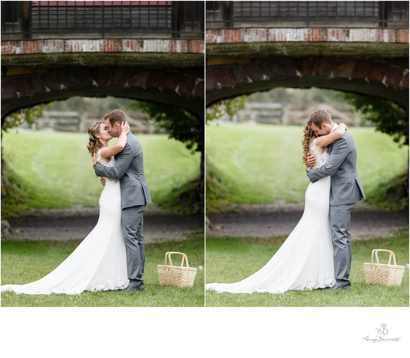 Wedding Kiss at Shelburne Museum