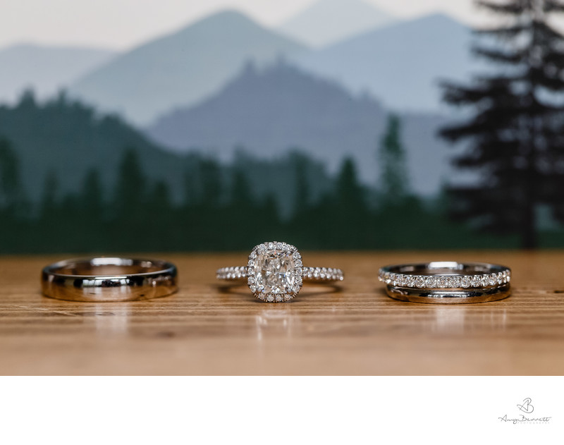 Vermont Weddings Rings