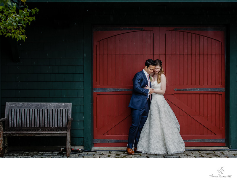 Vermont Wedding Photography in Stowe