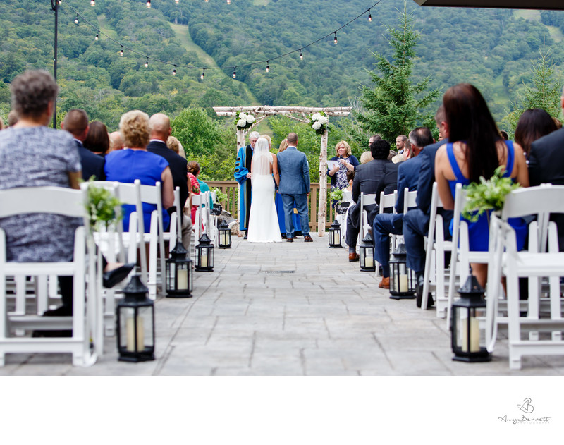 Weddings at The Stowe Mountain Lodge