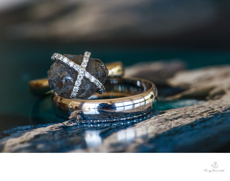 Xs and Os Ring Photography