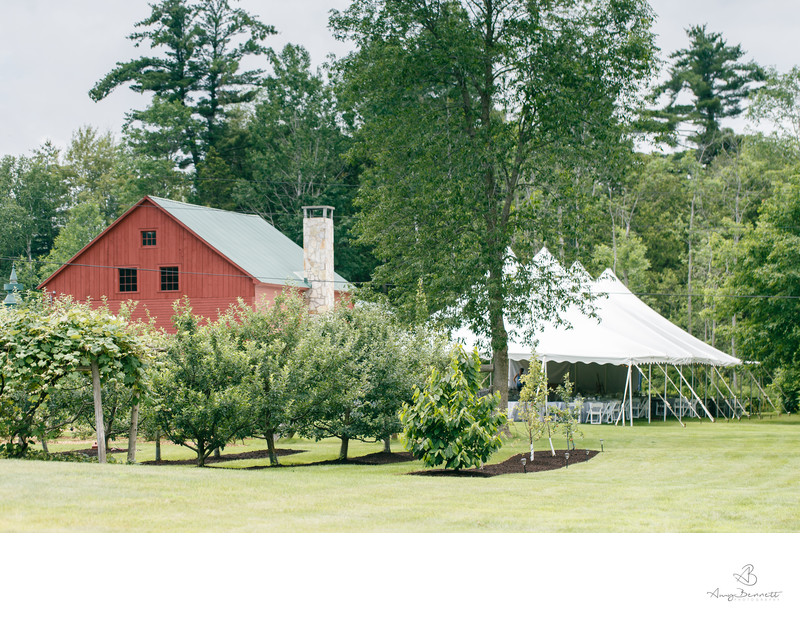 Tent Rentals for Private Estate Weddings