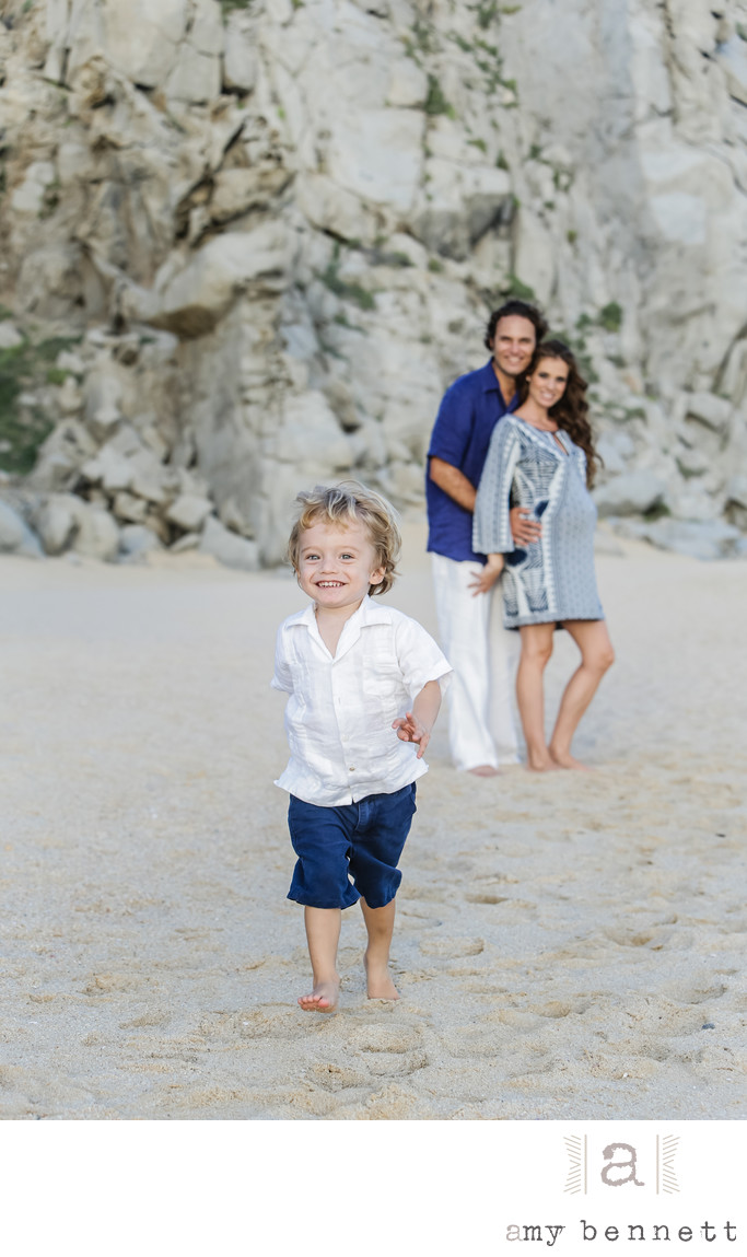 Family Photography on the Beach