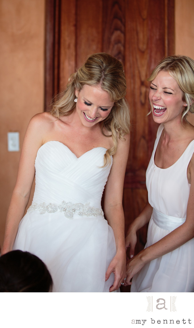 Wedding Moments are for BFFs Too!