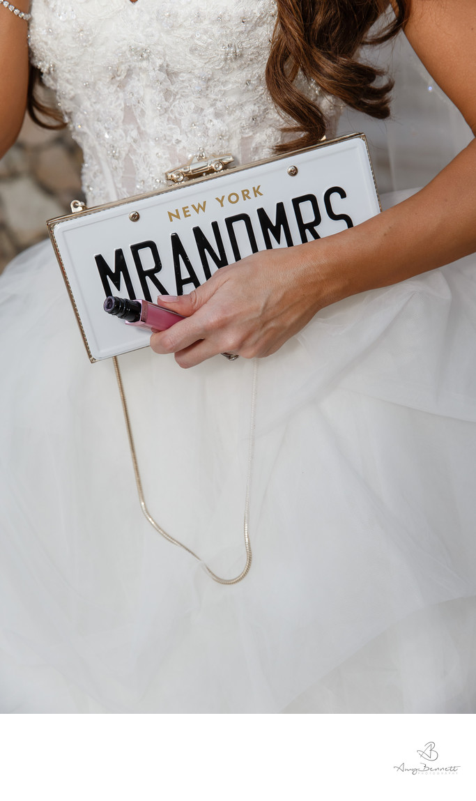 Cute Wedding Day Purse