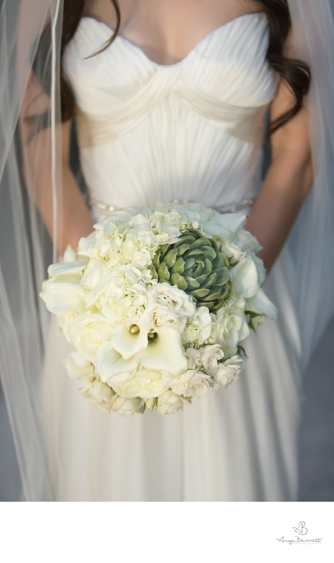 Beautiful Bouquet by Wedding Photographer