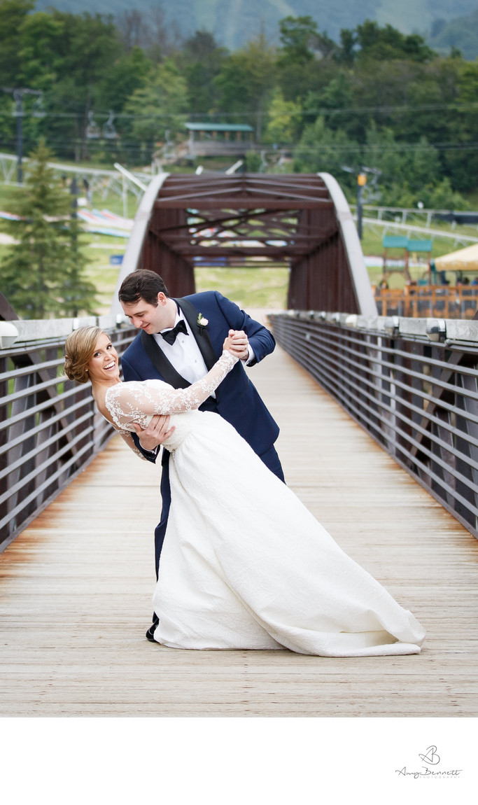 Killington Resort Wedding