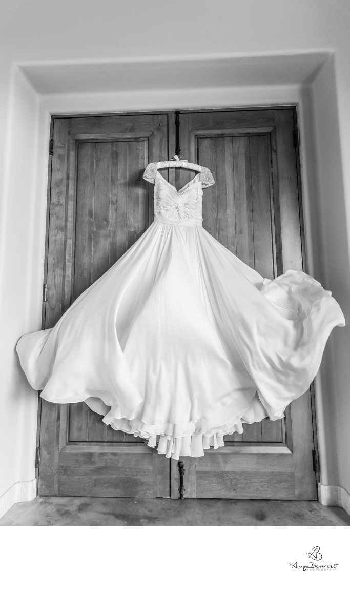 Wedding Dress Photography in Vemront