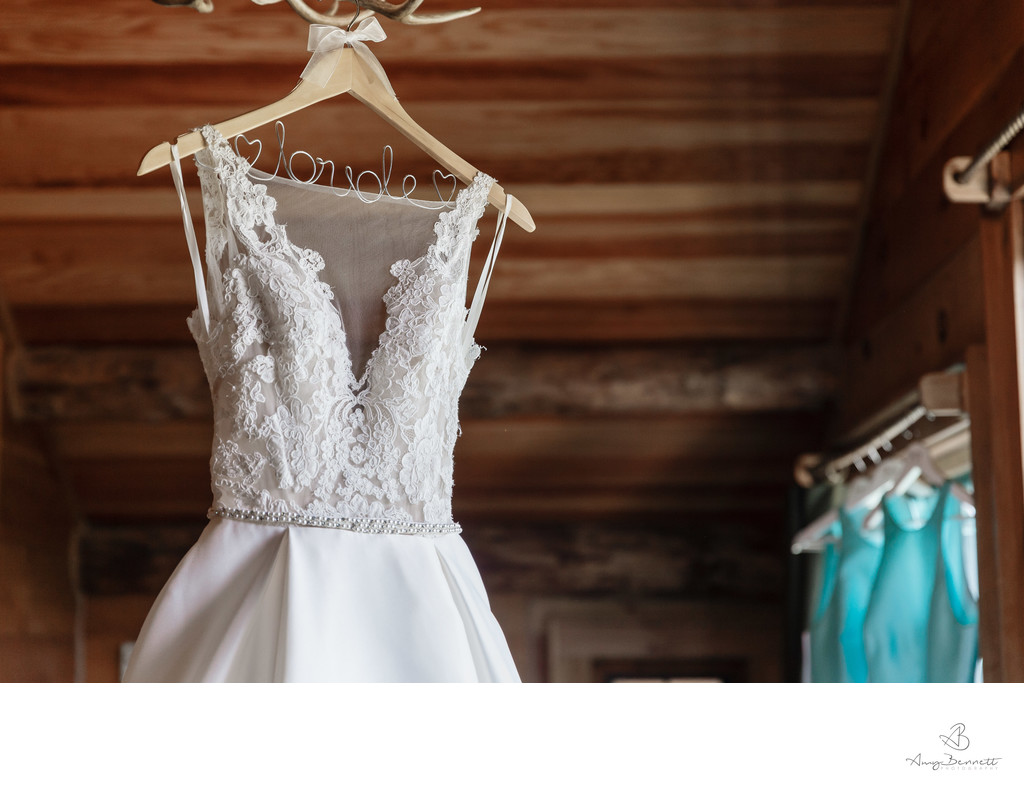 Whiteface Lodge Summer Wedding