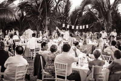 Destination Wedding Toast
