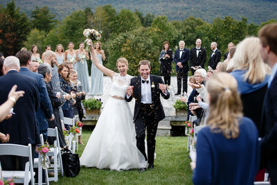Trapp Family Lodge Wedding