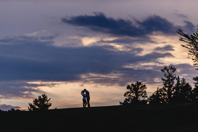 Vermont Sunset Engagement Photography