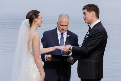Vermont Lakeside Ceremonies