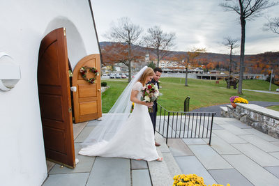 Autumn Weddings in Vermont