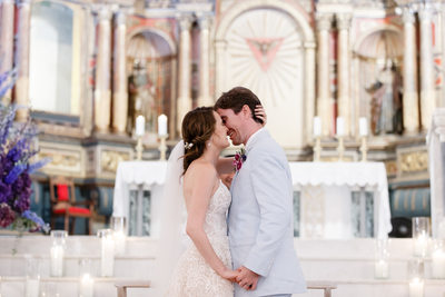 Destination Wedding in Cathedral