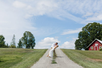 Mansfield Barn Weddings