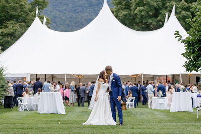 Vermont Tented Weddings