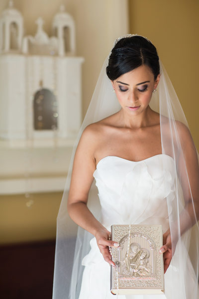 Bride With Holy Book